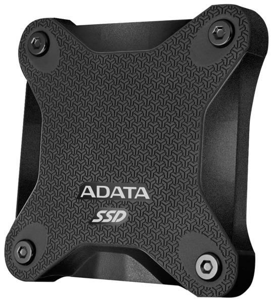 SSD externí ADATA SD600 256GB (ASD600-256GU31-CBK) černý