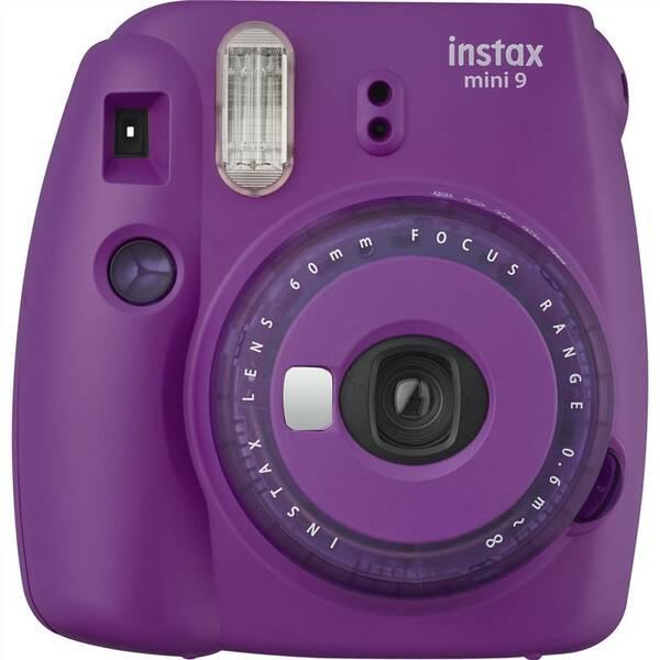 Digitální fotoaparát Fujifilm Instax mini 9 fialový