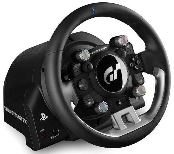 Volant Thrustmaster T-GT pro PS4 a PC + pedály (4160674) černý