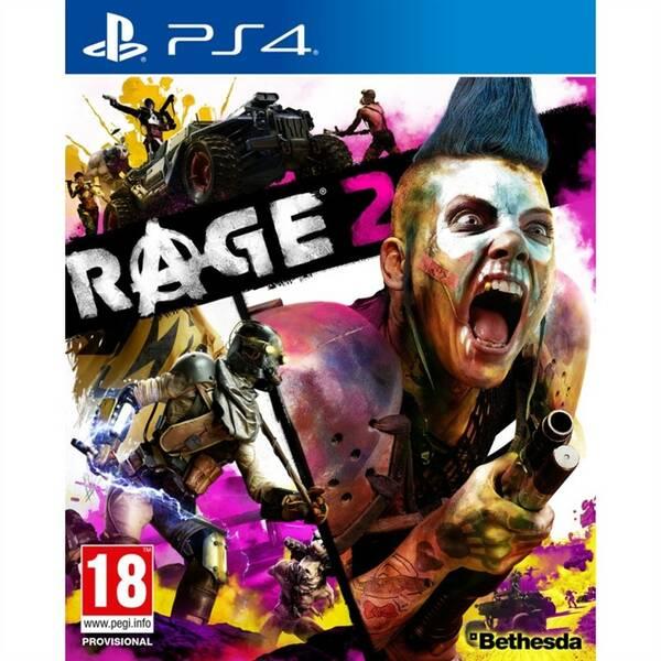 Hra Bethesda PlayStation 4 RAGE 2 (5055856420293)