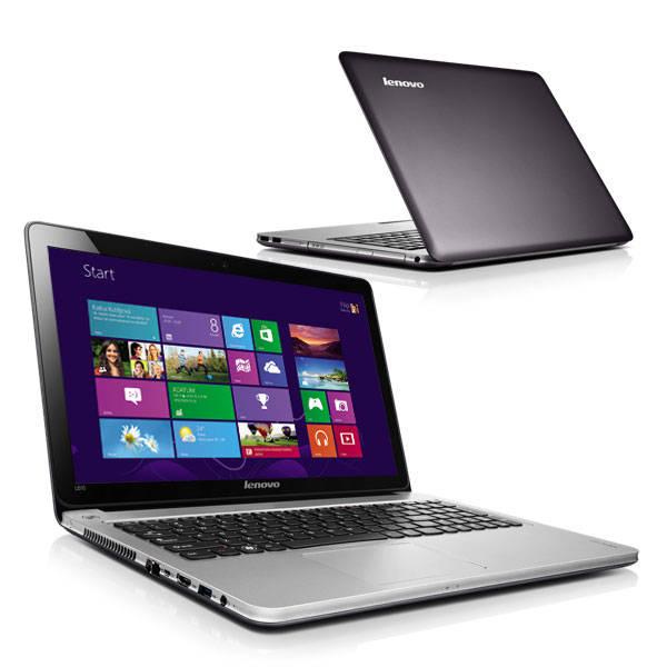 Notebook Lenovo IdeaPad U510 (59389638) šedý