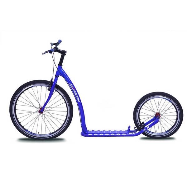 Koloběžka Olpran A6 modrá