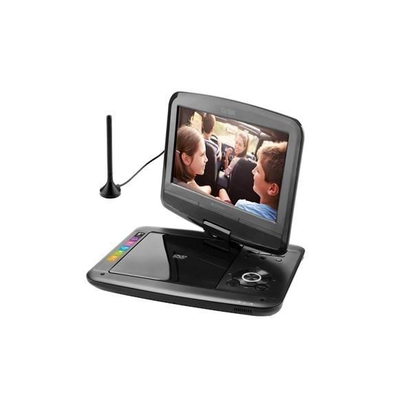 DVD prehrávač GoGEN PDX 923 SU DVB-T2 (H.265) čierny
