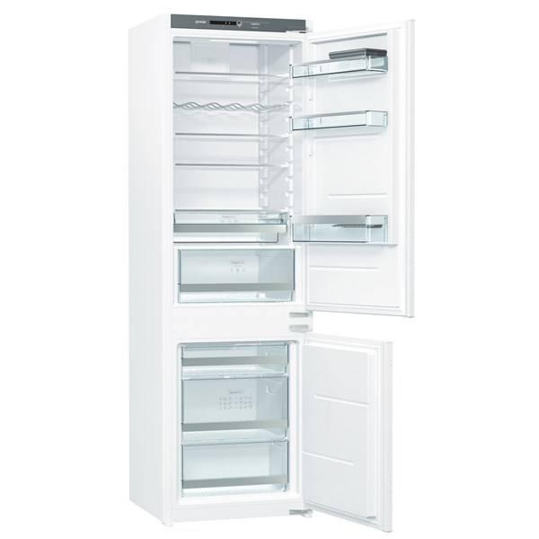 Chladnička s mrazničkou Gorenje NRKI4182A1 bílá