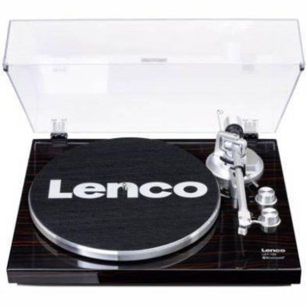 Gramofon Lenco LBT-188 černý/hnědý