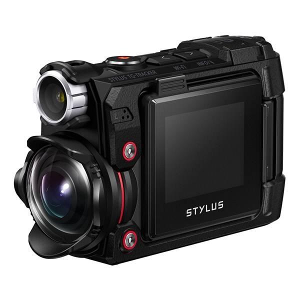 Outdoorová kamera Olympus TG-Tracker černá
