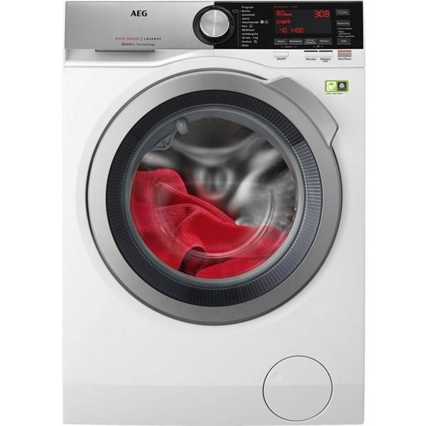 Pračka AEG ÖKOMix® L8FEC68SC bílá (vrácené zboží 8800415245)