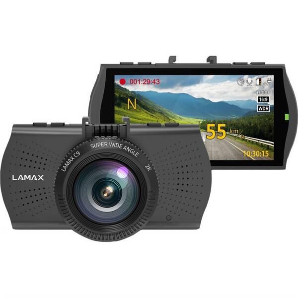 Autokamera LAMAX C9 GPS (s detekciou radarov) čierna