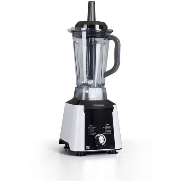 Stolní mixér G21 Blender Perfect Smoothie Vitality white bílý