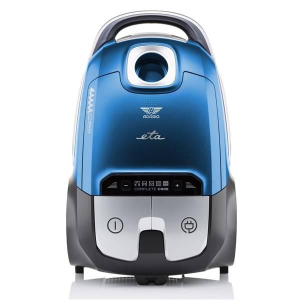 Podlahový vysavač ETA Adagio 0511 90000 modrý (Zboží vrácené ve 14 denní lhůtě, servisované 8800437593)