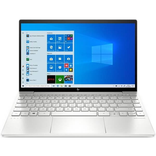 Notebook HP ENVY 13-ba0004nc (187N1EA#BCM) strieborný