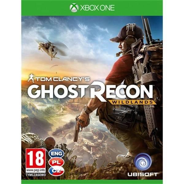 Hra Ubisoft Xbox One Tom Clancy's Ghost Recon: Wildlands (3307215913208)