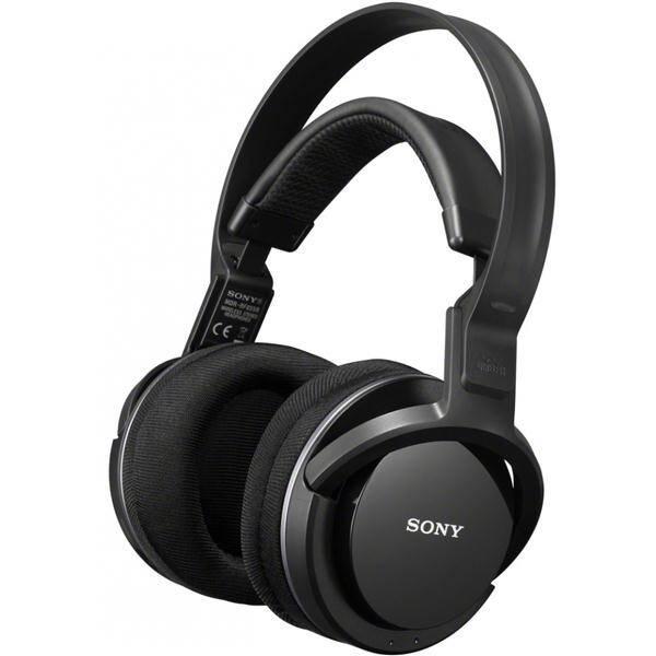 Slúchadlá Sony MDR-RF855RK (MDRRF855RK.EU8) čierna