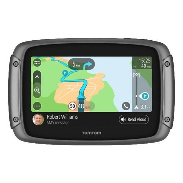Navigačný systém GPS Tomtom Rider 500, Europe LIFETIME mapy (1GF0.002.00)