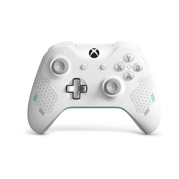 Gamepad Microsoft Xbox One Wireless - Special Edition Sports White (WL3-00083)