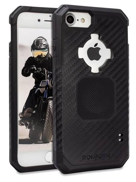 Kryt na mobil Rokform Rugged pro Apple iPhone 6/7/8 (304901P) černý