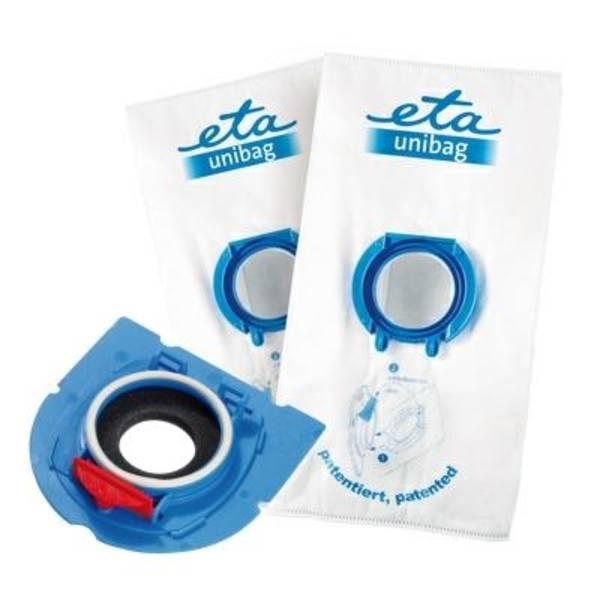 Sáčky do vysavače ETA UNIBAG startovací set č. 12 9900 68020 bílý/modrý