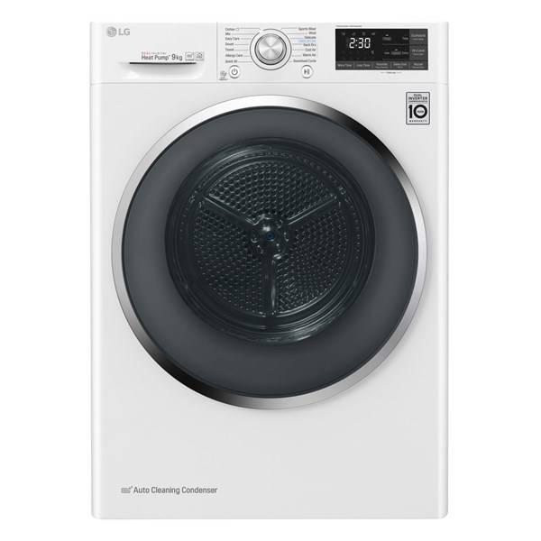 Sušička prádla LG RC91U2AV2W bílá