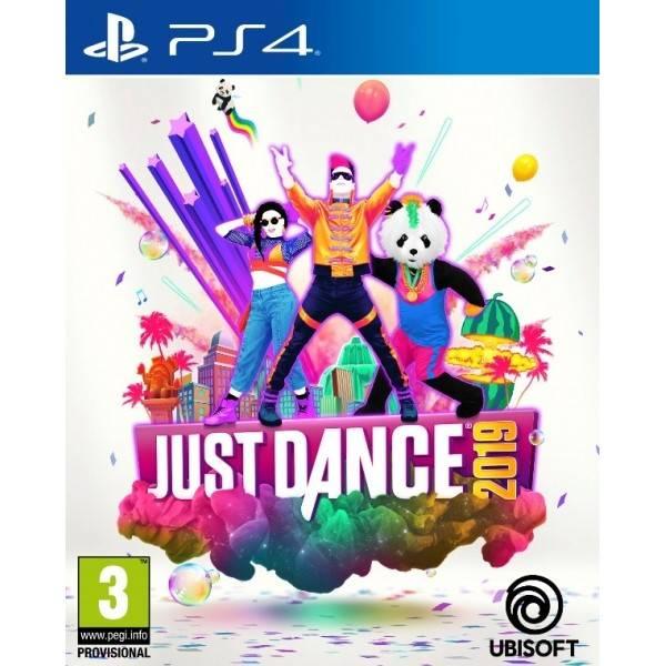 Hra Ubisoft PlayStation 4 Just Dance 2019 (USP403641)