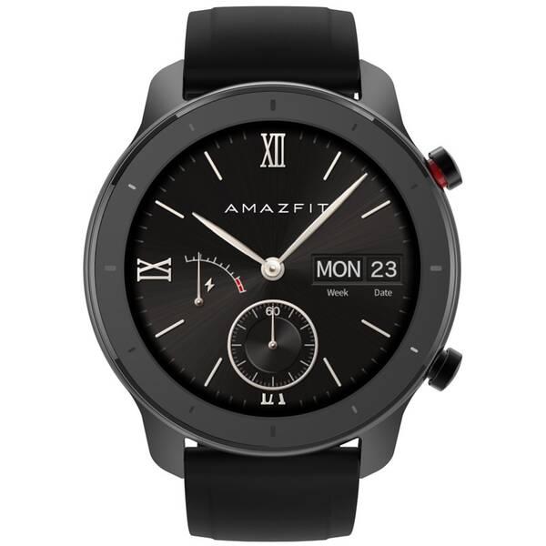 Chytré hodinky Xiaomi Amazfit GTR 42 mm - Starry Black (A1910-SB)