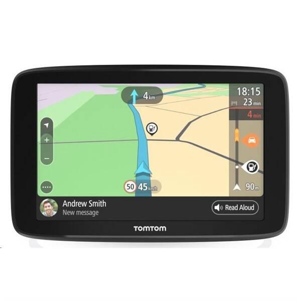 Navigačný systém GPS Tomtom Go Basic 6 (1BA6.002.01) čierna