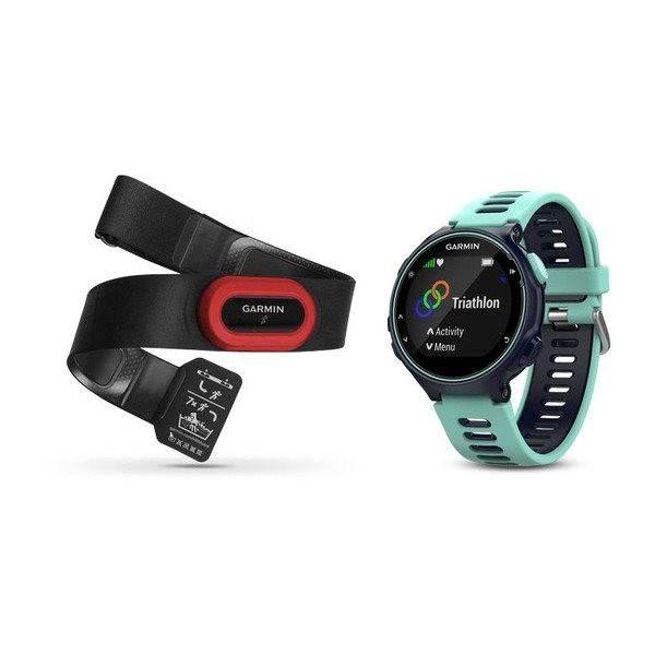 GPS hodinky Garmin Forerunner 735XT HR Run2 (010-01614-16) modré