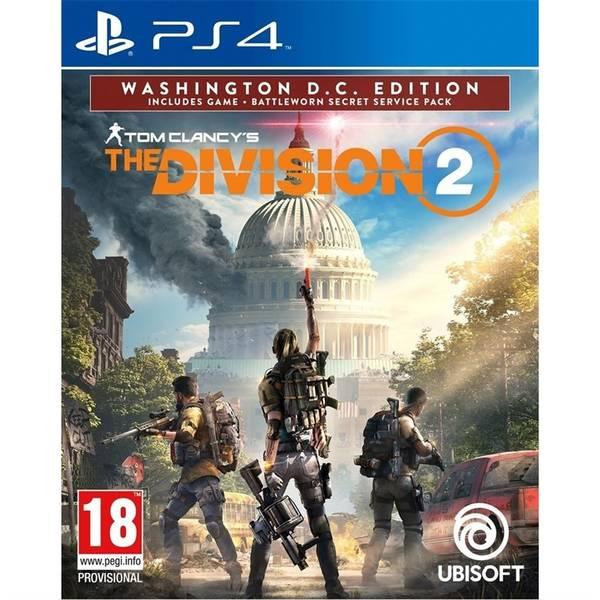 Hra Ubisoft PlayStation 4 Tom Clancy's The Division 2 Washington D.C. Edition (USP407311)