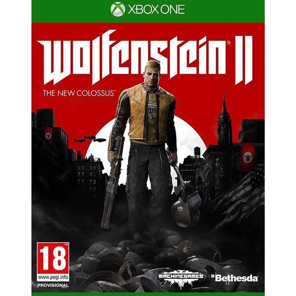 Hra Bethesda Xbox One Wolfenstein II The New Colossus (5055856416951)