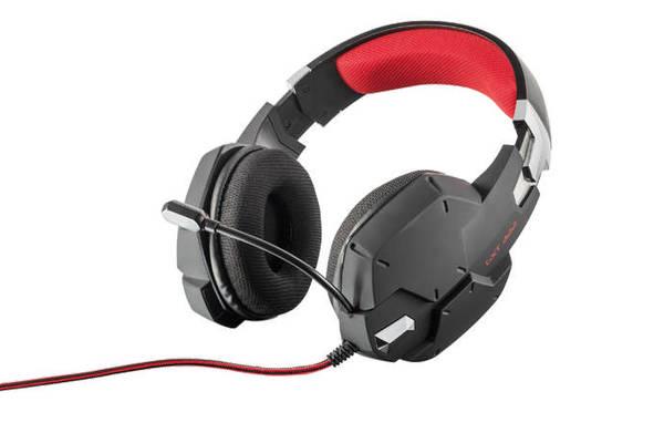 Headset Trust GXT 322 Dynamic (20408) černý