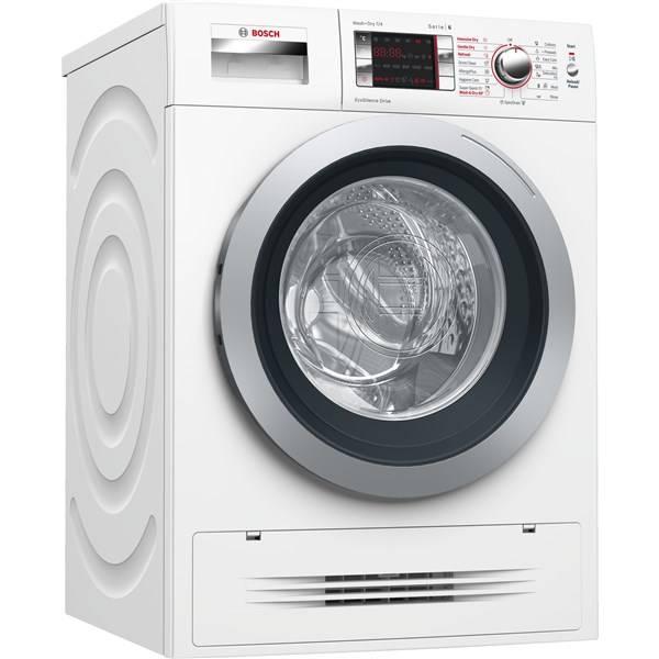 Pračka se sušičkou Bosch WVH28420BY bílá (vrácené zboží 8800557427)