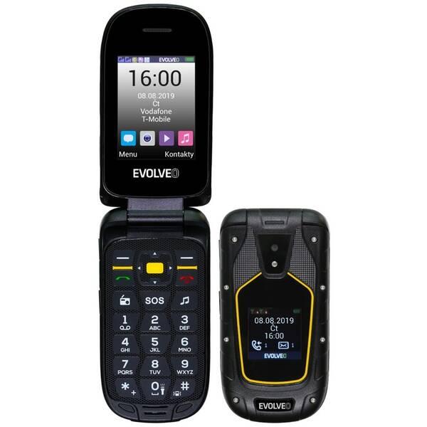 Mobilný telefón Evolveo StrongPhone F5 (SGP-F5-B) čierny