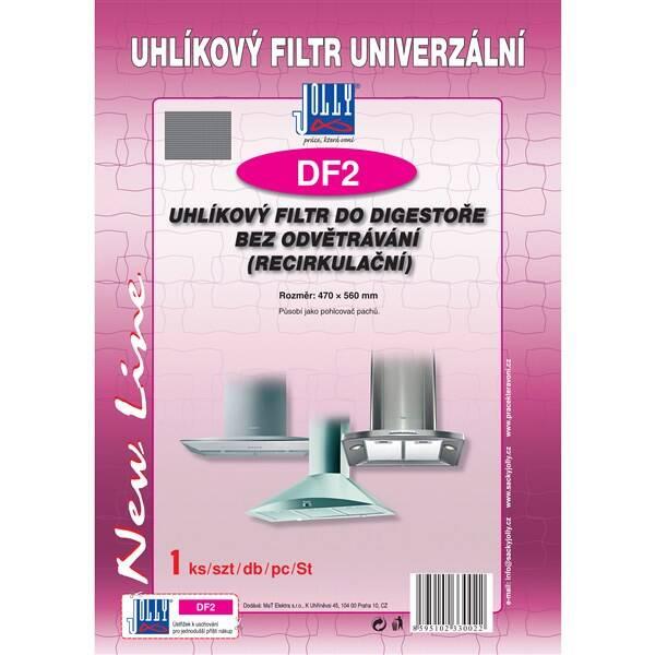Uhlíkový filtr Jolly DF 2