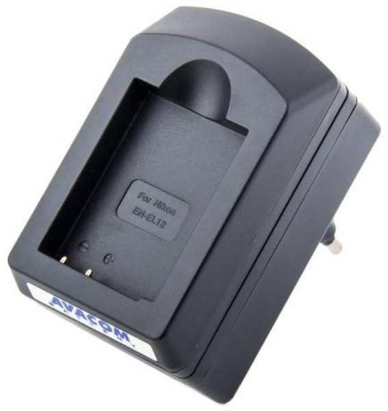Nabíječka Avacom pro Li-ion akumulátor Nikon EN-EL12 - ACM612 (NADI-ACM-612)