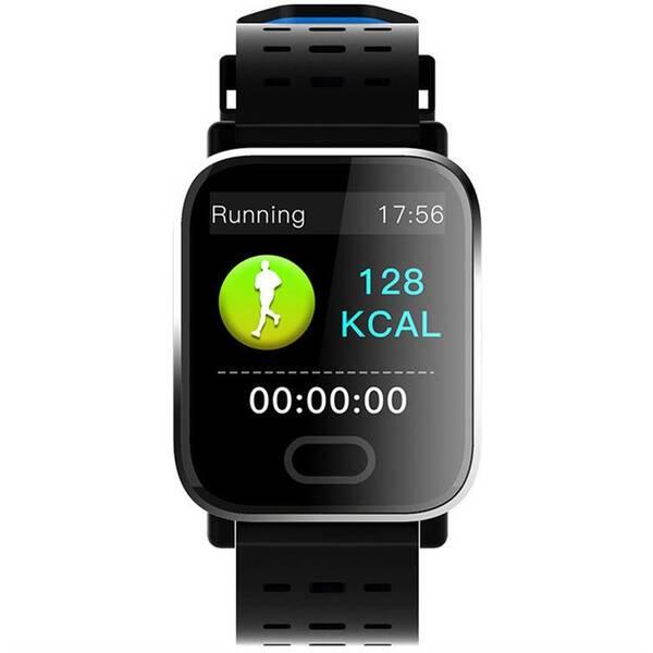 Chytré hodinky IMMAX SW11 (09016) černé