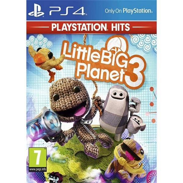 Hra Sony PlayStation 4 LittleBigPlanet 3 (PS719414476)