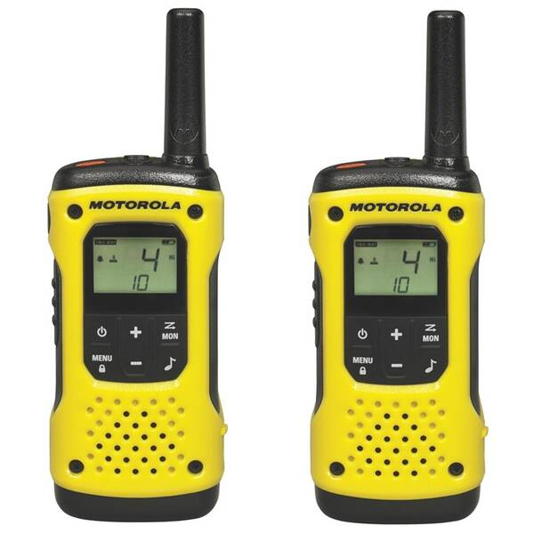 Vysílačky Motorola TLKR T92 H2O (A9P00811YWCMAG  ) žlutý