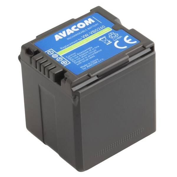 Baterie Avacom Panasonic VW-VBG260 Li-Ion 7.2V 2200mAh 15.8Wh (VIPA-G260-B2200)