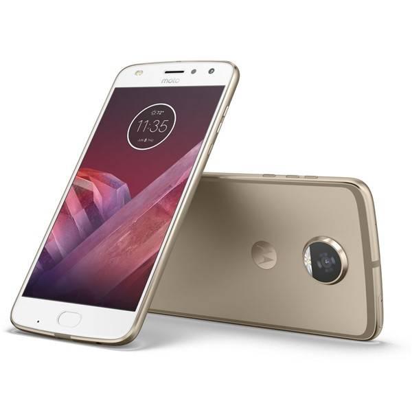 Mobilní telefon Motorola Moto Z2 Play  Dual SIM (SM4483AJ1N7) zlatý (vrácené zboží 8800255019)