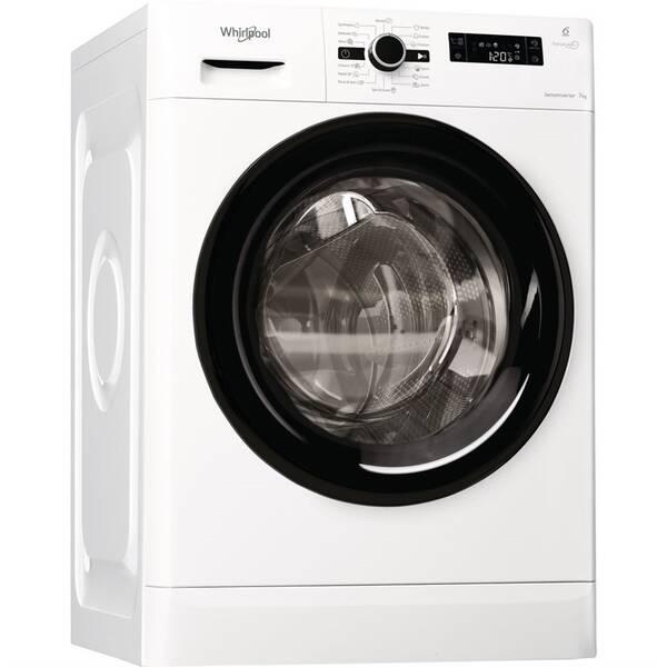 Automatická pračka Whirlpool FreshCare+ FWF71483B EE bílá