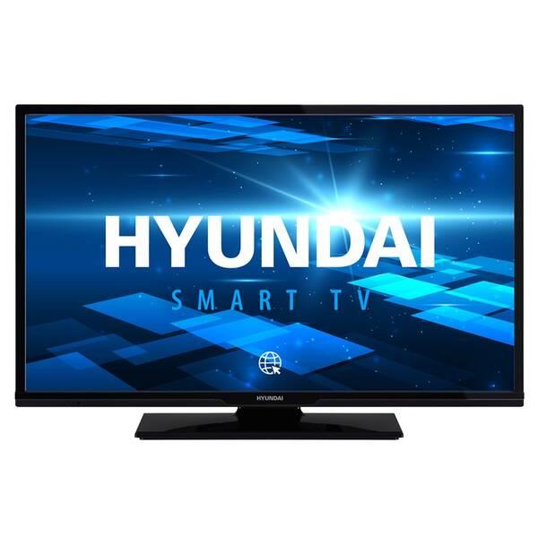Televize Hyundai HLR 24TS470 SMART černá (Náhradní obal / Silně deformovaný obal 2300018773)