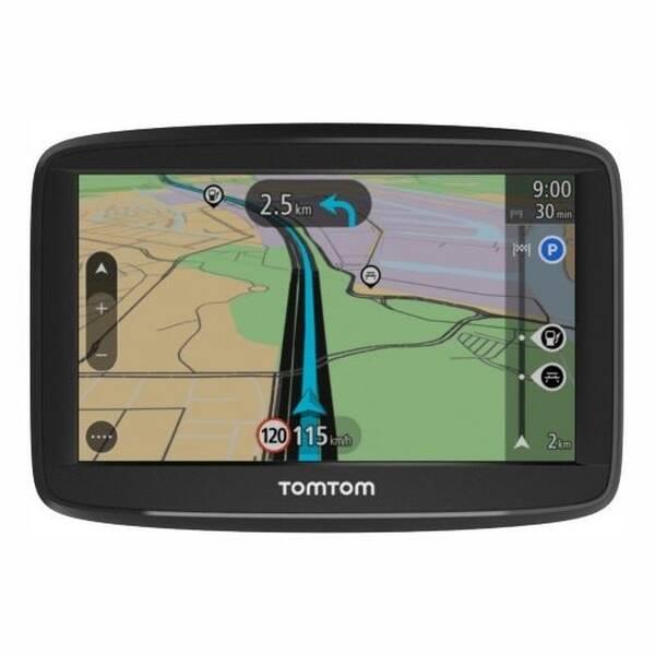 Navigačný systém GPS Tomtom START 42 Europe (1AA4.002.03) čierna