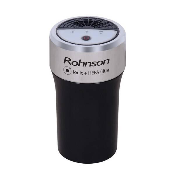 Čistička vzduchu ROHNSON R-9100 CAR Air Purifier černá
