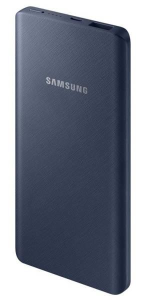 Powerbank Samsung 5000 mAh, micro USB (EB-P3020CNEGWW) modrá (vrácené zboží 8800406311)