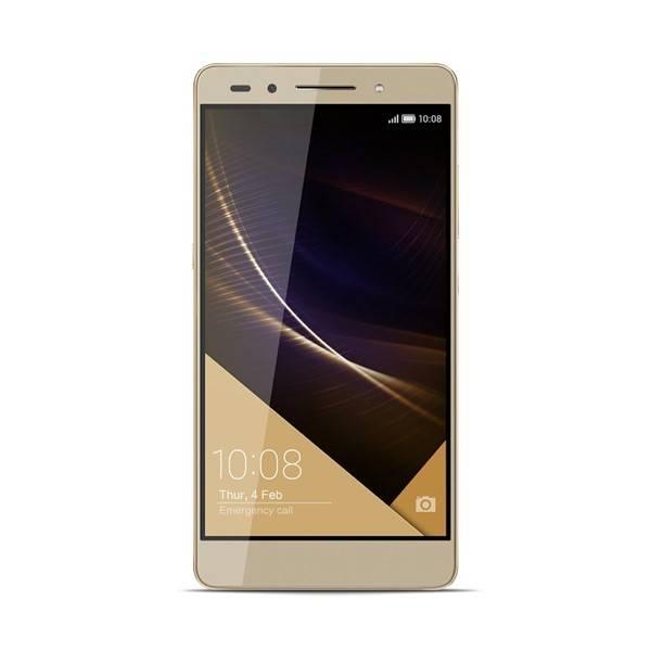 Mobilní telefon Honor 7 Premium Gold Dual SIM (51090EUF) zlatý (vrácené zboží 8800256552)