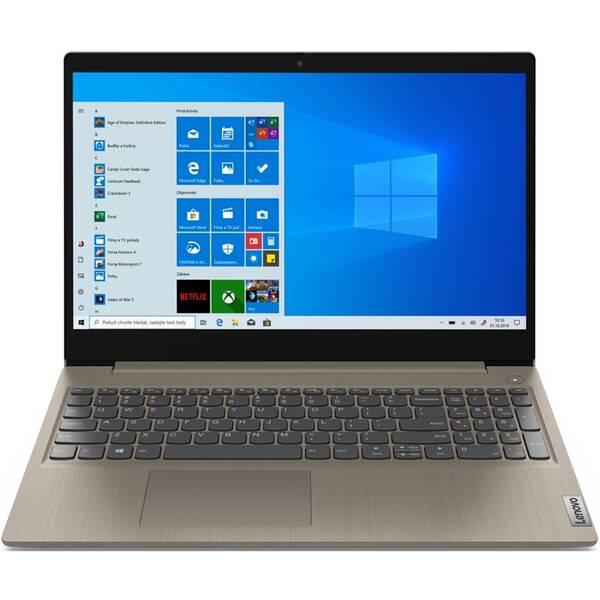 Notebook Lenovo IdeaPad 3 15ITL6 (82H800NSCK) béžový