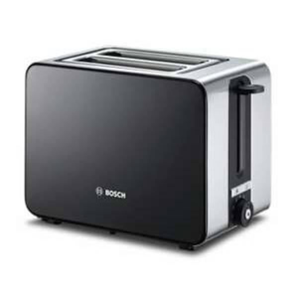 Opékač topinek Bosch TAT7203 černý/nerez