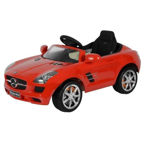 Elektrické autíčko Buddy Toys Mercedes SLS