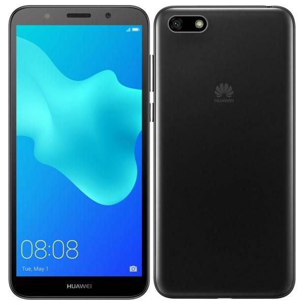 Mobilní telefon Huawei Y5 2018 Dual SIM (SP-Y518DSBOM) černý