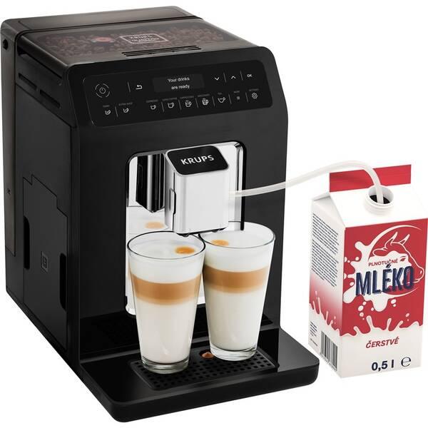 Espresso Krups Evidence EA890810 černé