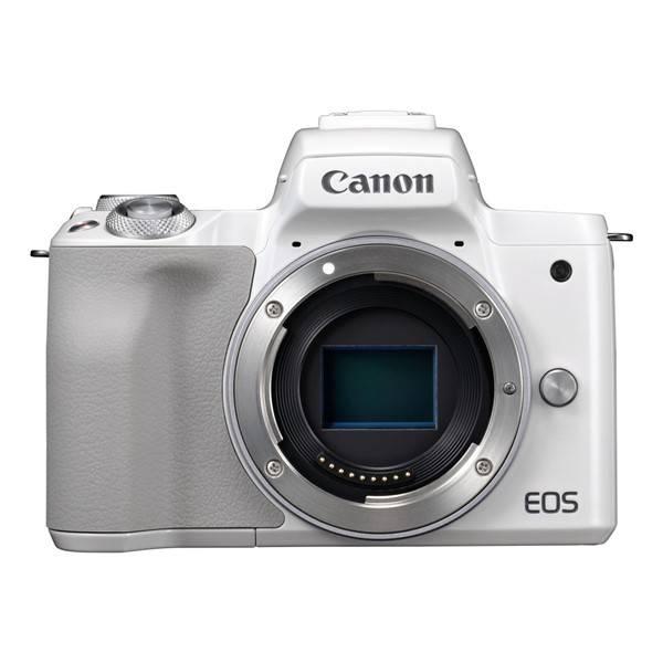 Digitální fotoaparát Canon EOS M50, tělo (2681C002) bílý